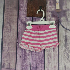 Other - miniville striped shorts girls 9 month AN41